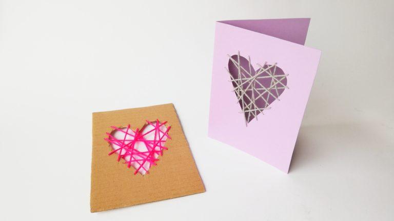 Tolle Karten sticken für Muttertag